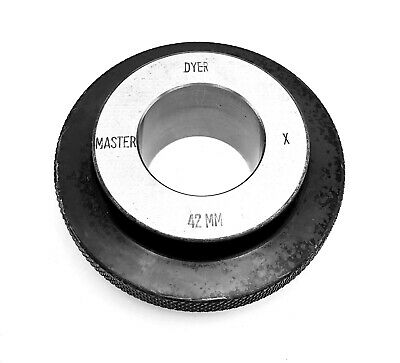 Dyer Master 47mm X Smooth Bore Ring Gage D3e04b Inspection Tool