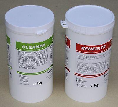 BONAMAT Cleaner/Reiniger + Entkalker Dose je 1 kg - NEU