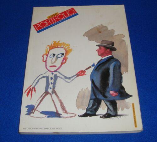 Adweek Portfolio Illustration 1986