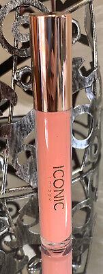 Iconic London Lip Plumping Gloss in PEEK A BOO NWOB! Msrp $26!
