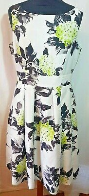Jessica Howard..DRESS Size 12 full skirt 50's 60's style Wedding/Races/Party FX