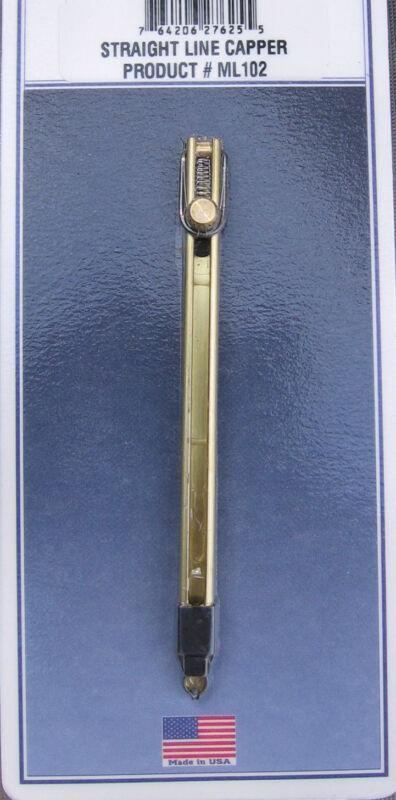 Straight Percussion Capper #10 & #11 Rifles For Revolvers  Pietta 1858 Remington