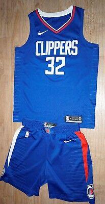 NBA Basketball Trikot und Hose NIKE DRI-FIT LA Clippers Größe L Rückennummer 32 gebraucht kaufen  Hörstel