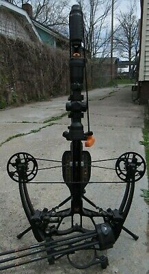 Mission Archery Sub-1 Crossbow W/ Extras Great Shape