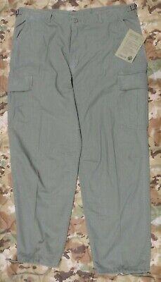 Vietnam Era Reproduction Six Pocket BDU Pants XL NEW