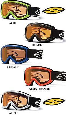Smith Optics Cascade Snowboard / Ski Goggles, Many Colors, Brand NEW! SALE! (Smith Optics Sale)