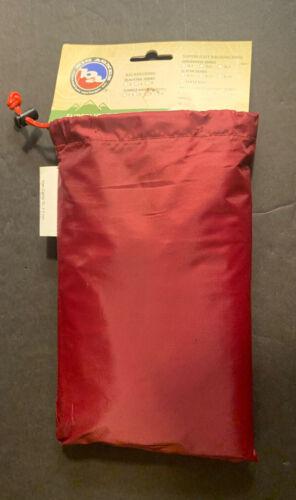 New - Big Agnes - Van Camp SL 2 Tent Footprint
