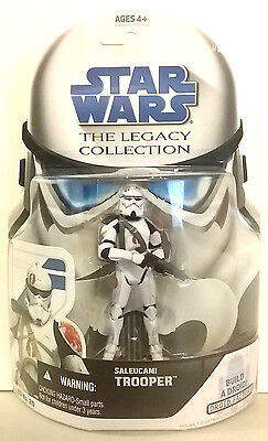"Star Wars The Legacy Collection Saleucami Trooper 3.75"" Action Figure BD20"