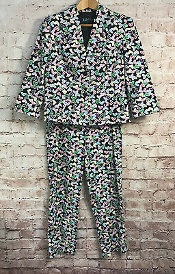 Sport Requirements Women Pant Suit Size 10 Hearts Funny Valentines Day Novelty