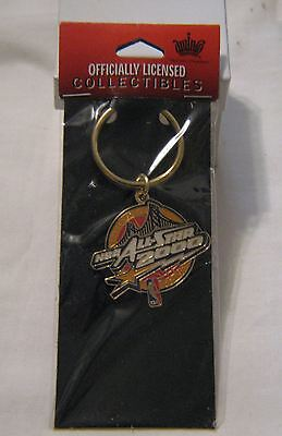 All Star Sports Collectibles - NBA All Star Game 2000 Golden State Collectible Sports KEYCHAIN New in Package!!