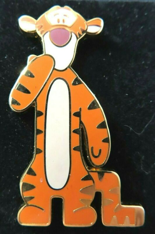 Disney Pin Simple Series Tigger #22497