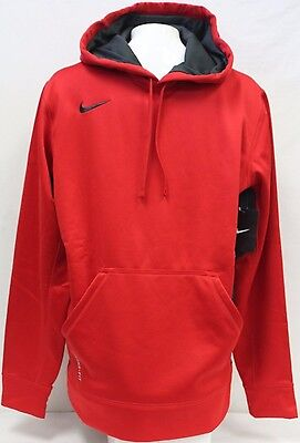*NEW* Nike Men's Therma Fit Hoodie Pull Over Sweater