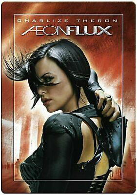 AEON FLUX Steelbook DVD Charlize Theron (Atomic Blonde) - Blonde Superhelden