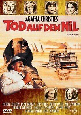 Tod auf dem Nil - (Agatha Christie) # DVD-NEU