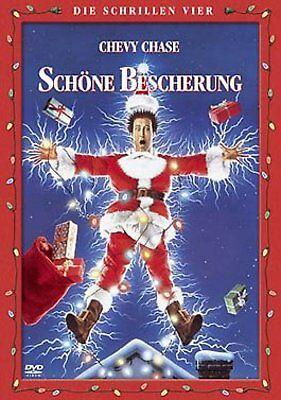 Schöne Bescherung - Weihnachtskomödie mit Chef-Loser Chevy Chase  # DVD-NEU