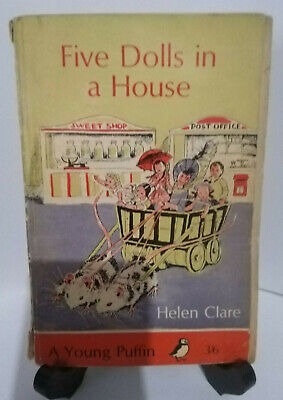 Five Dolls in a House Helen Clare