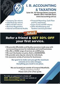 CHEAP ACCOUNTING AND TAXATION SERVICES!!!