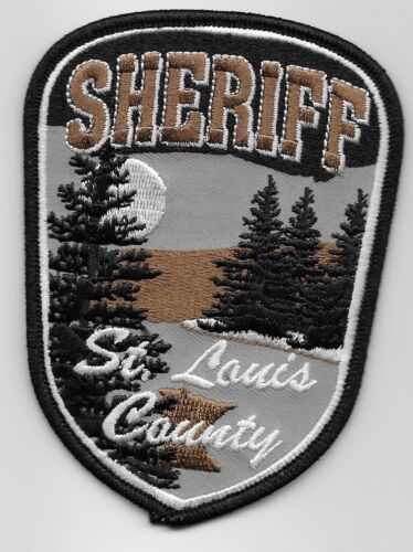 Gray & Brown Subdued St Louis County Sheriff State Minnesota MN SWAT SRT