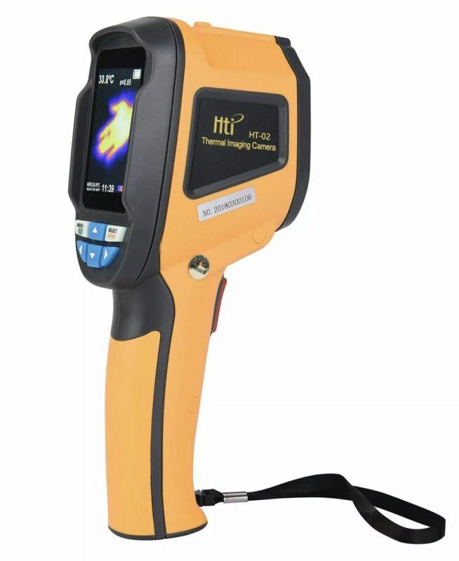 Hti HT-02 Thermal Imager Camera&Visible Light Camera,IR Resolution 3600 Pixels✅