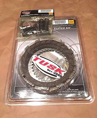 Kawasaki KX250F 2004–2017 Tusk Clutch Kit w/ Heavy Duty Springs, used for sale  Shipping to South Africa