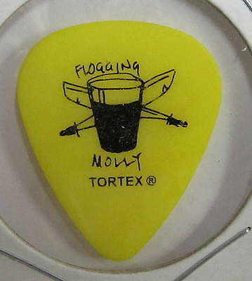 FLOGGING MOLLY Bridget Regan Guitar Pick 2008 signature style