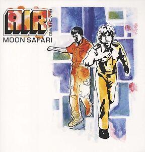 Air - Moon Safari - New 180g Audiophile Vinyl + MP3 Download