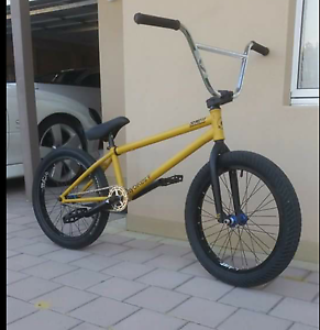 Custom fly bmx Baldivis Rockingham Area Preview