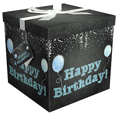 Large Gift Boxes with Lids - Party Boxes - Amrita HB Gift Box - by - Large Gift Boxes With Lids