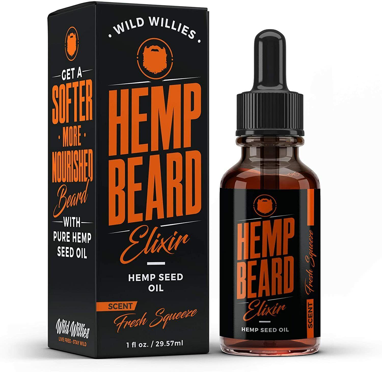 hemp beard oil elixir w hemp oil