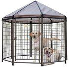 Kennel & Run Dog Houses