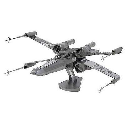 X-Wing Star Wars 3D-Metall-Bausatz Metal Earth 1257