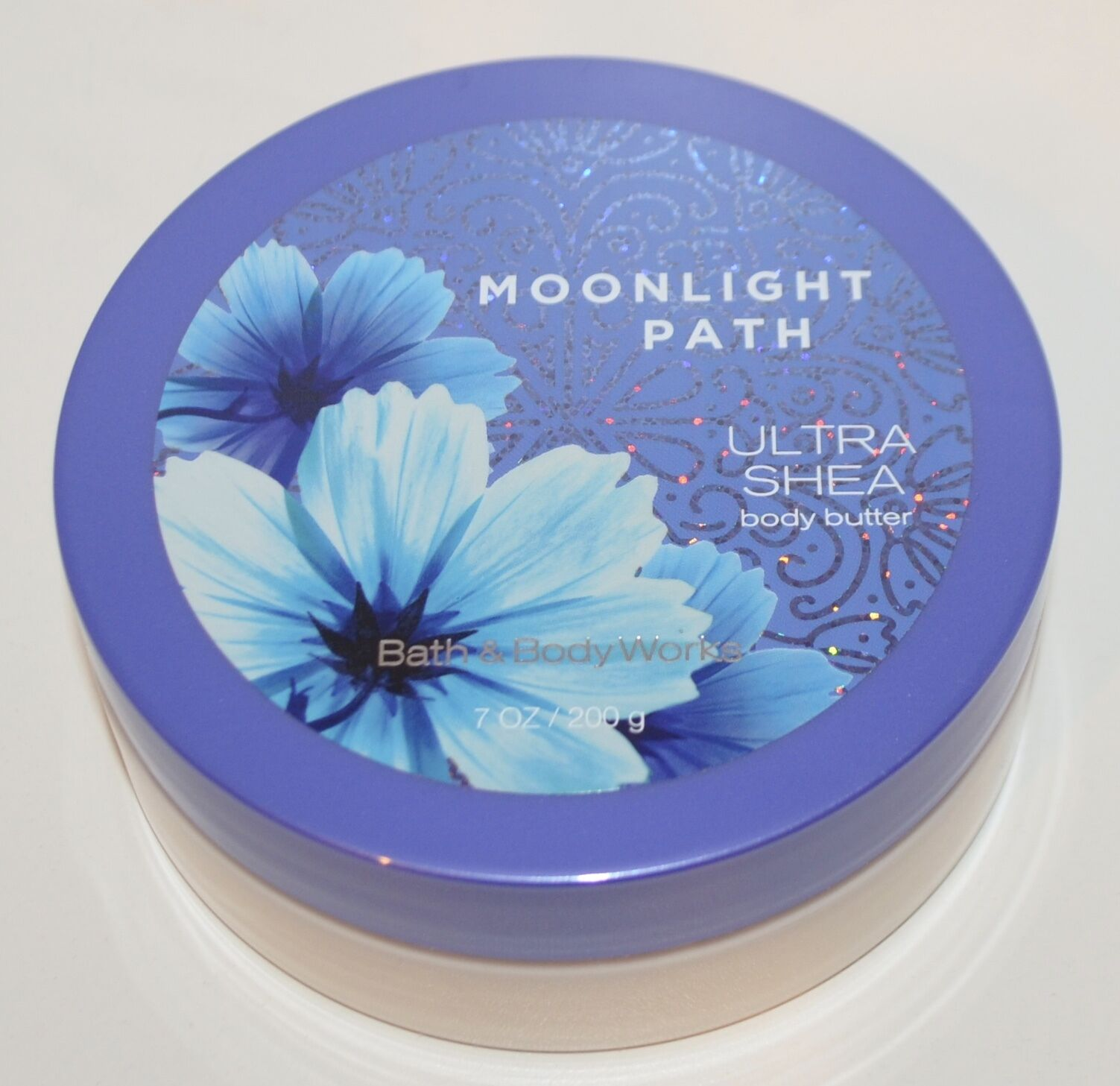 NEW BATH & BODY WORKS MOONLIGHT PATH ULTRA SHEA BODY BUTTER