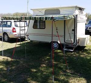VISCOUNT NIPPER 11ft CARAVAN, SOLAR, BATTERY, AWNING, finance Burpengary Caboolture Area Preview