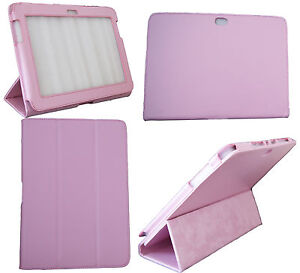 Case Cover Flip Stand For Samsung Galaxy TAB 10.1  GT-P7500 P7510 P5100 P5110