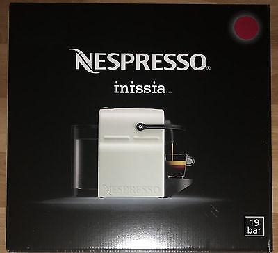NEW Nespresso Inissia C40 TitanGrey Espresso Machine Maker Lungo Ristretto Latte