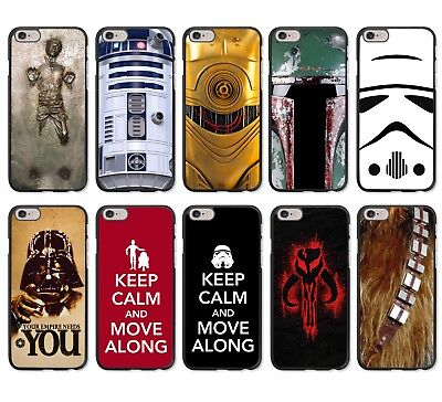 Star Wars iPhone Case Cover for Phone Range 4 4s 5 5s 5c 6 6s 7 8