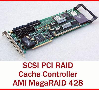 AMI MEGARAID 428 RAID SCSI CACHE CONTROLLER CIN0390A DELL Dell 4230C