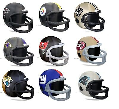 NFL Team Airblown Inflatable Lawn Helmets - Helmet Inflatable