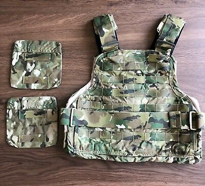 (Crye Precision CVC Low Vis Plate Carrier Multicam SOCOM SOF CAG DELTA)