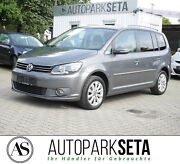 Volkswagen Touran 2.0 TDI DSG DPF Highline Temp.PDC.1.Hd