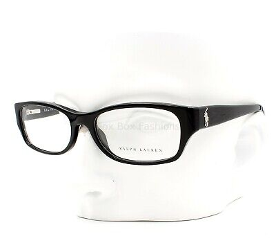 Ralph Lauren POLO RL 6058 5001 Eyeglasses Frames Glasses Black 53-16-135 Blemish