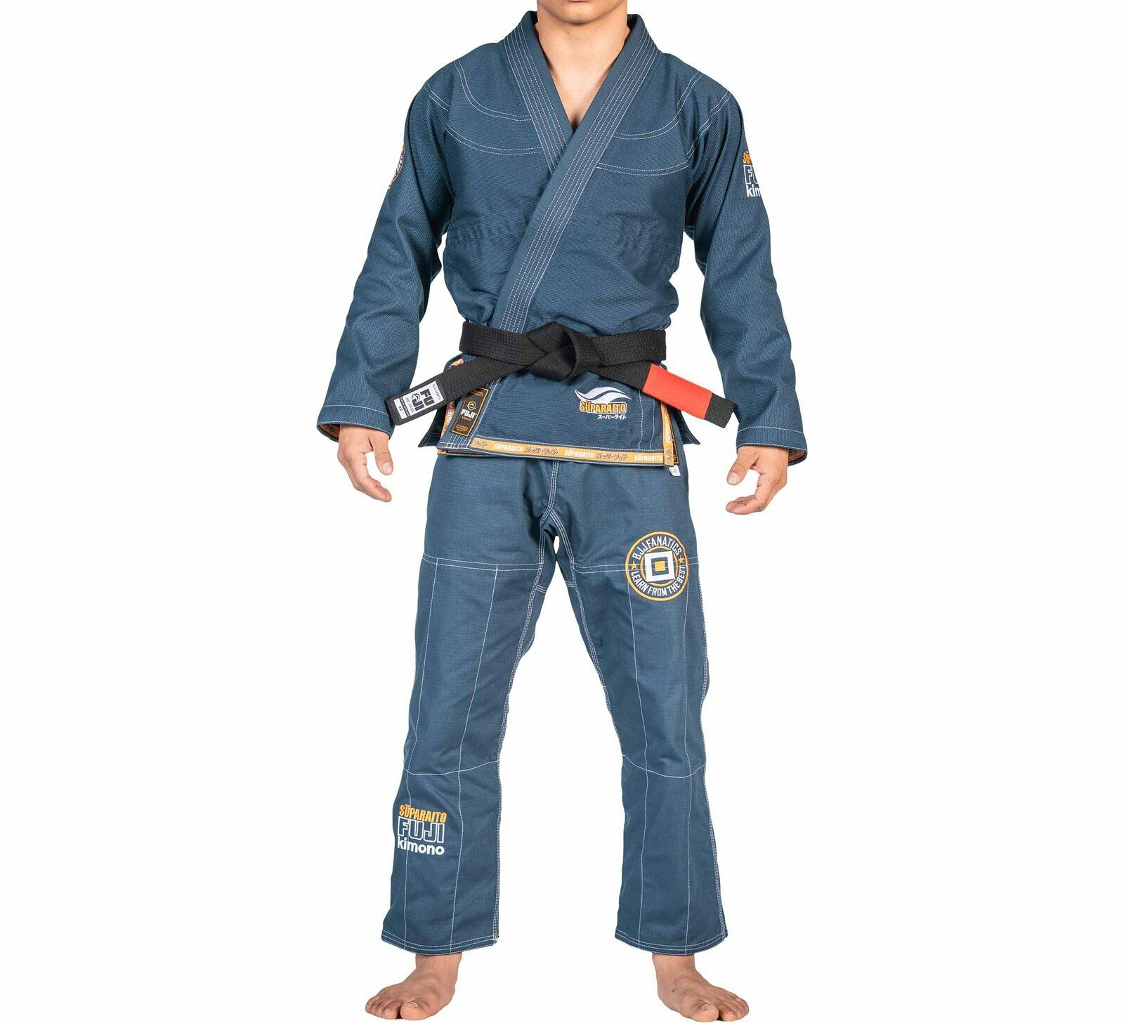 Brand New Fuji Blue Belt A1 BJJ Brazilian Jiujitsu