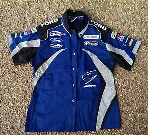 Official Ford Racing Shirt - Womens size 10, like new! Lesmurdie Kalamunda Area Preview
