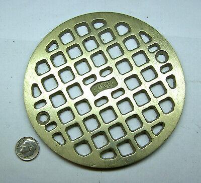 J R Smith A05pbg 4335l Nos Bronze Floor Drain Grate Cover 4-1116 D .155 T