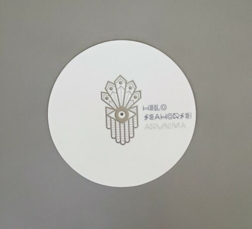 Hello Seahorse! vinyl Slipmat for turntable/record player zoe caifanes bunbury