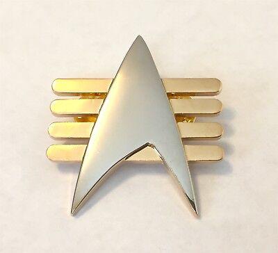 (Star Trek The Next Generation: Future Imperfect Communicator Badge)
