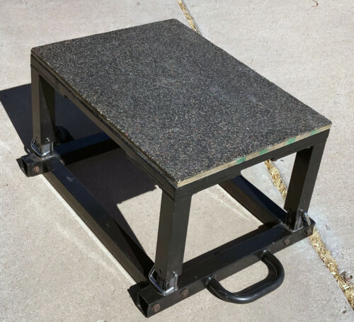 """PICKUP ONLY -- POWER SYSTEMS Adjustable Plyo / Squat / Step-Up Box 14,16,18, 20"""""""