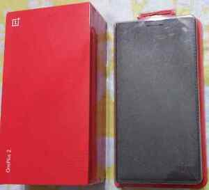 One Plus Two - Cell Phone - Brand New with flip cover