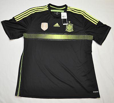 Men s ADIDAS Spain 2010 WC Champions Soccer Shirt size XXL (T9)  90 F39821 ea4f76926be00