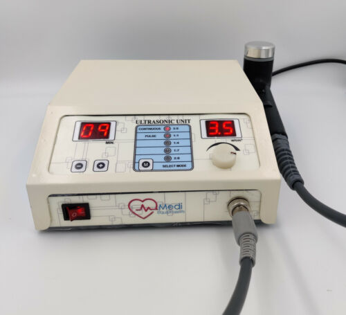 Portable Ultrasound Therapy 1MHz Machine Physical Massager US Ultra Therapy Unit